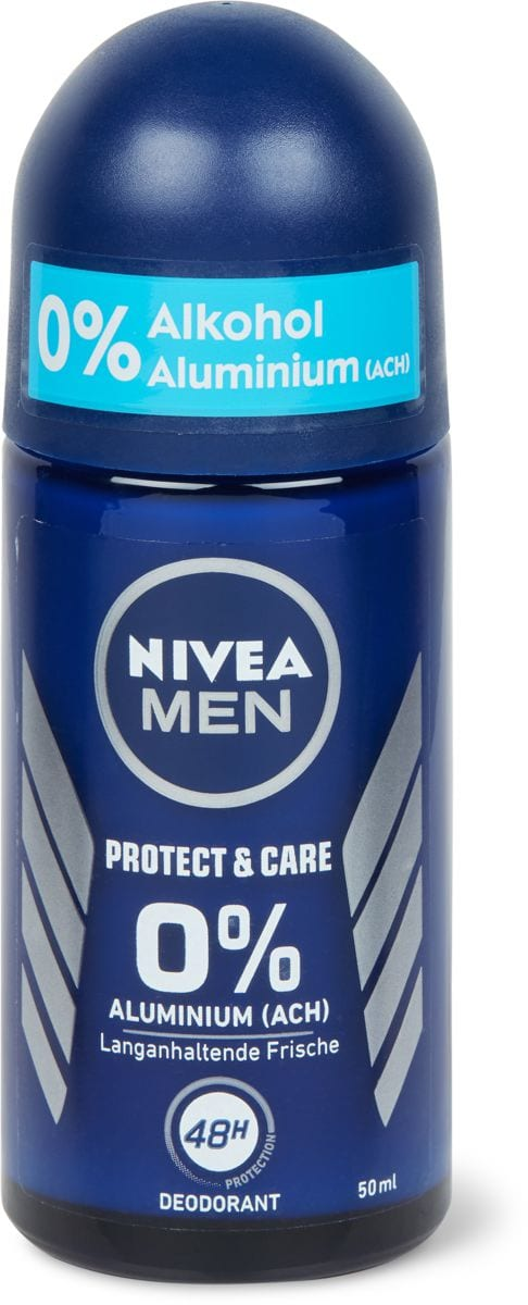 Nivea Men Deo Roll-on Protect & Care