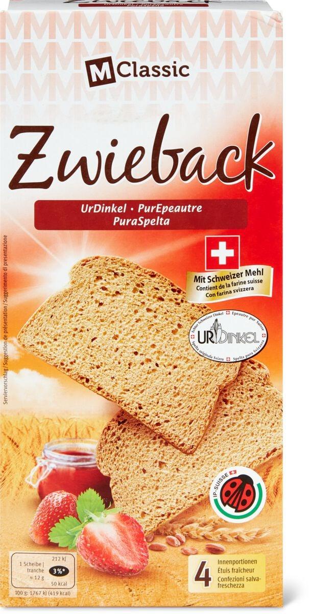 M-Classic Zwieback Urdinkel