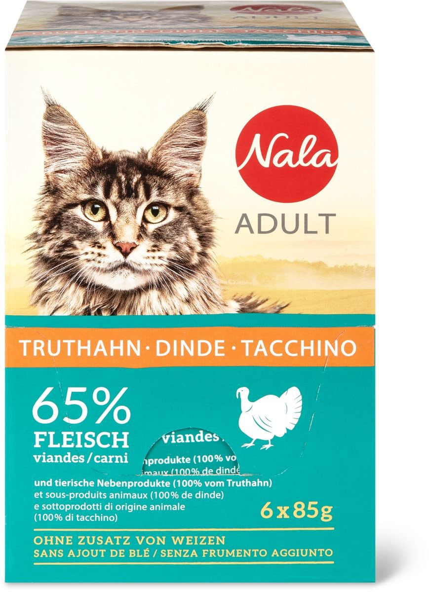 Nala Adult Truthahn
