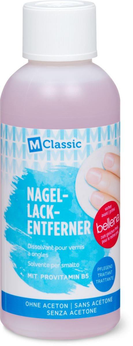 M-Classic Nagellackentferner ohne Aceton