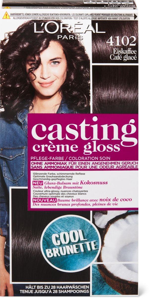 L'Oréal Casting  Crème Gloss 4102 café glacé