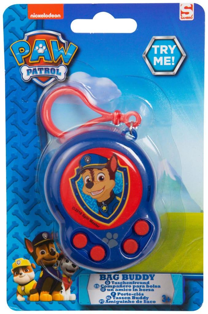 Paw Patrol porte-clés avec son