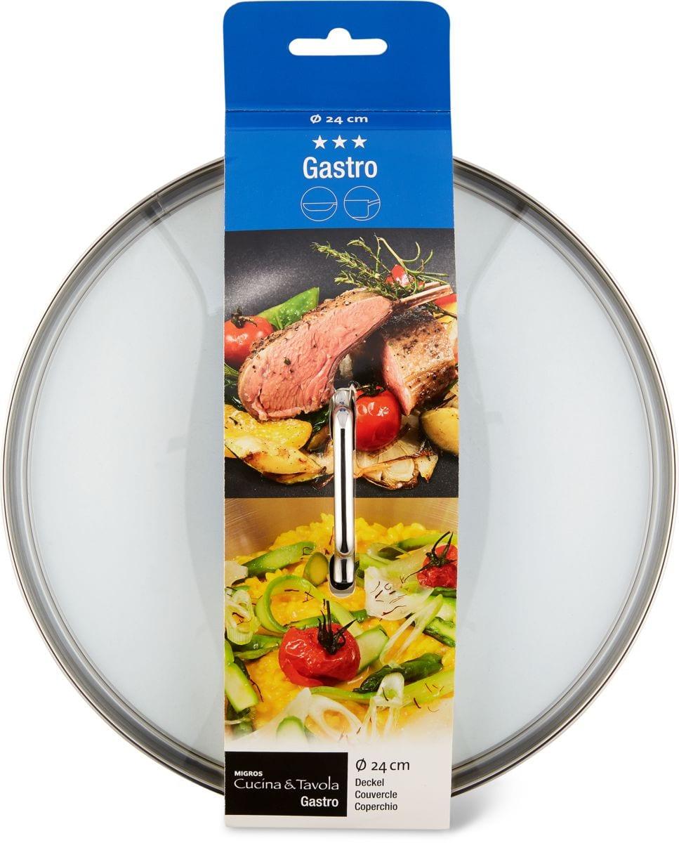 Cucina & Tavola GASTRO Couvercle 24cm