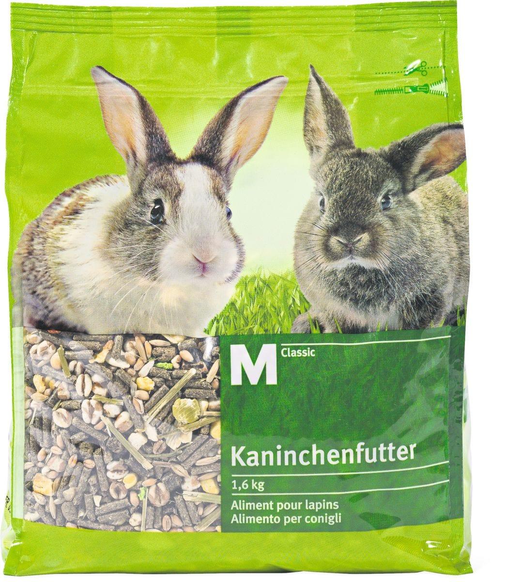 Aliment pour lapins