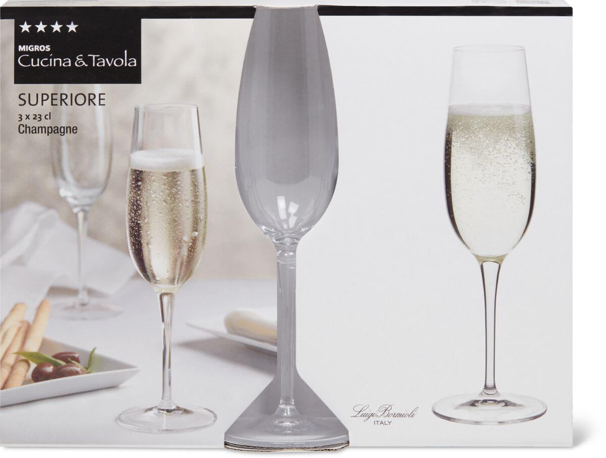 Cucina & Tavola SUPERIORE Champagne