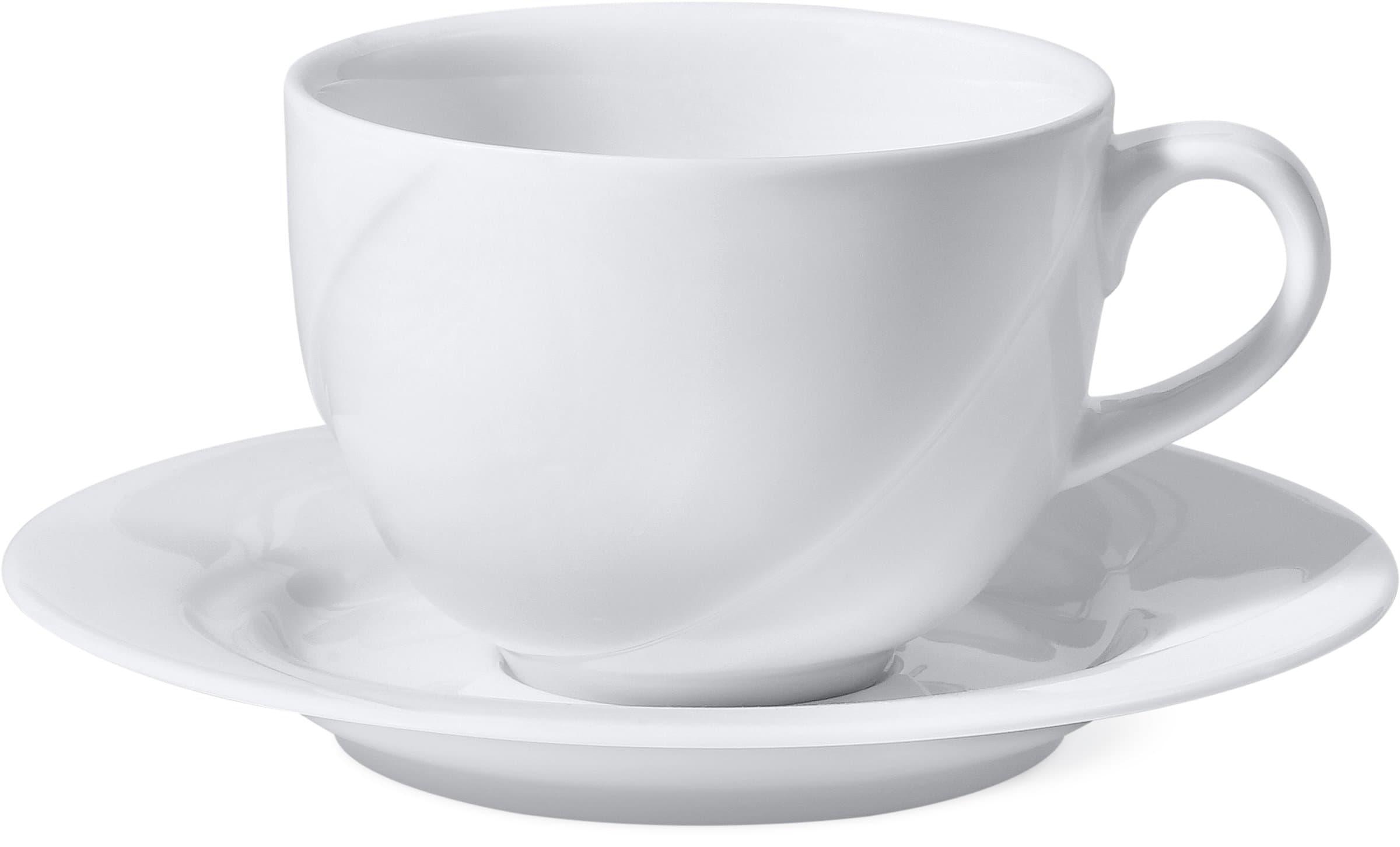 Cucina & Tavola NIKITA Tasse à café avec sous-tasse