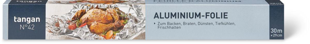 Tangan N°42 Feuille d'aluminium