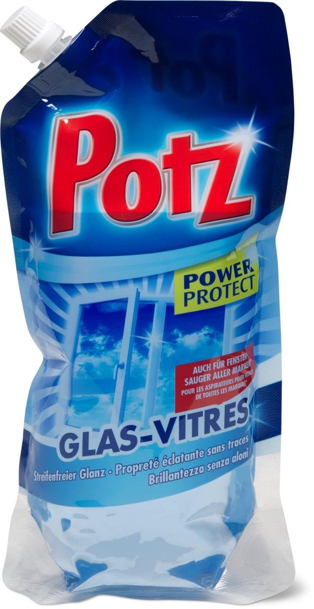 Potz Ricariche Detergente vetri