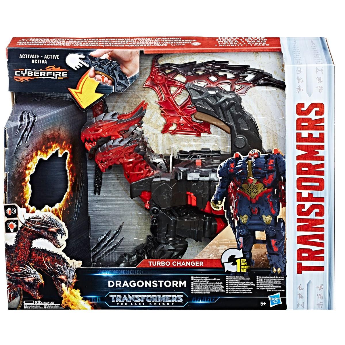 Transformers movie mega turbo changer dragonstorm migros