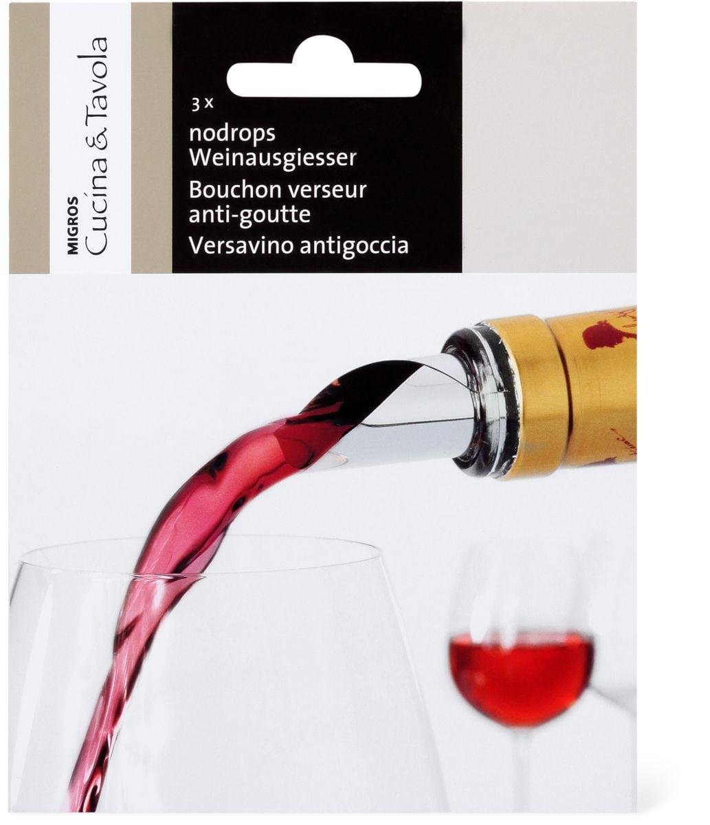 Cucina & Tavola Bouchon verseur anti-goutte