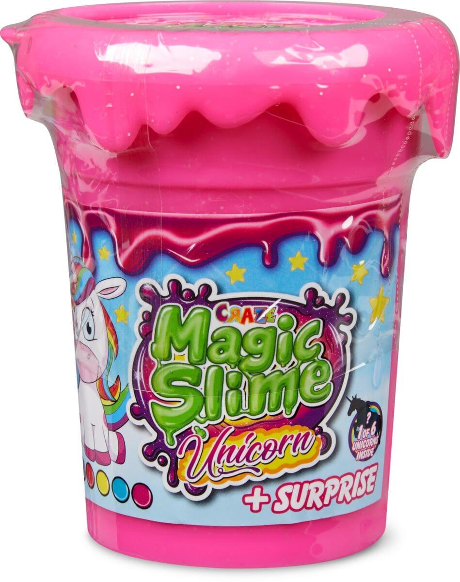 Magic Slimy Unicorn