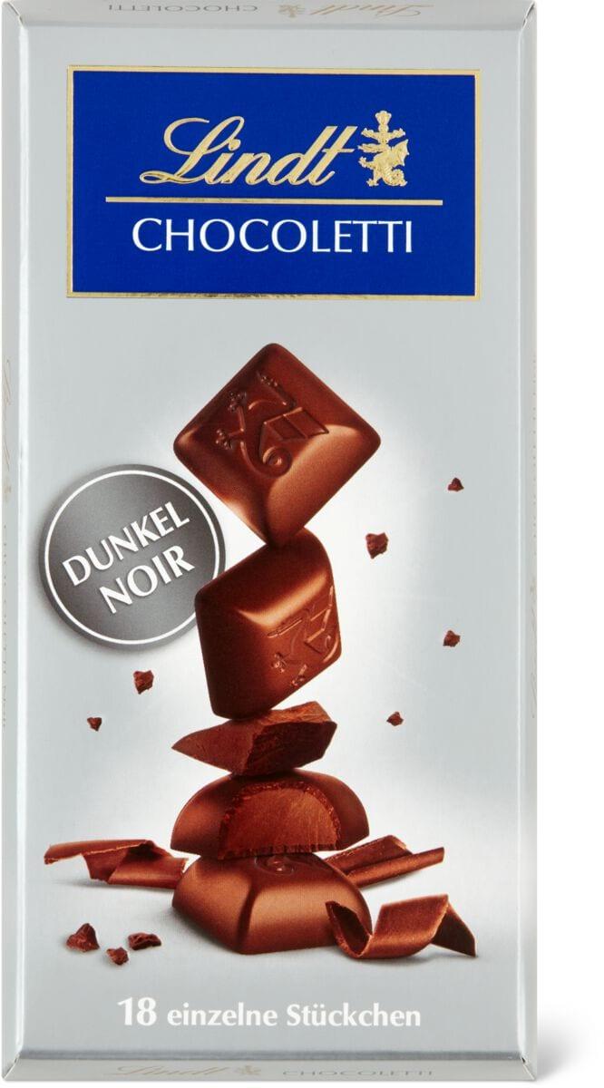 Lindt Chocoletti Noir