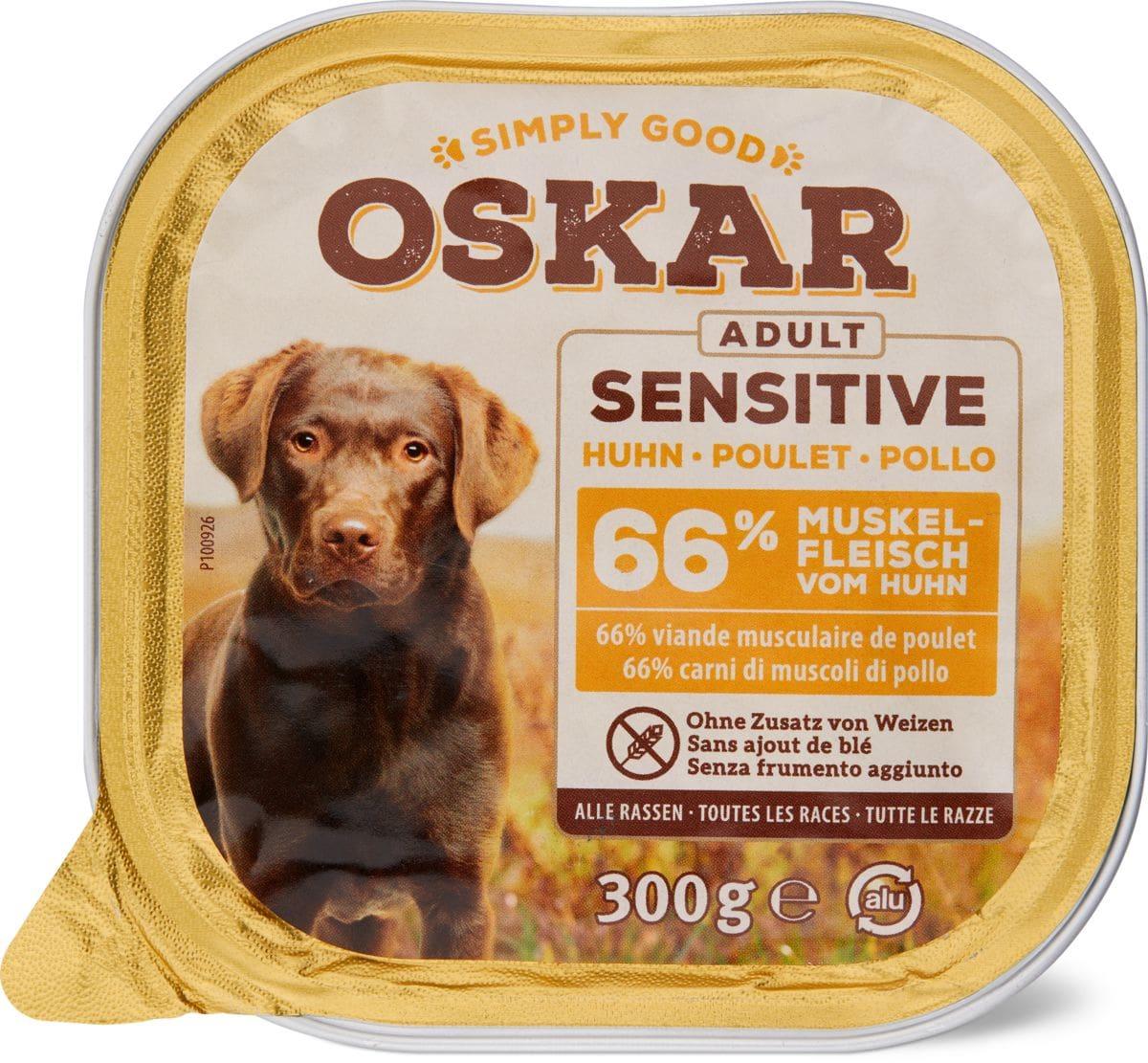 Oskar Sensitive poulet