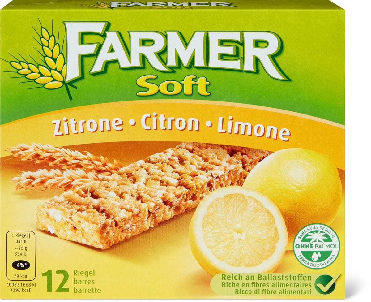 Farmer Soft Lemon