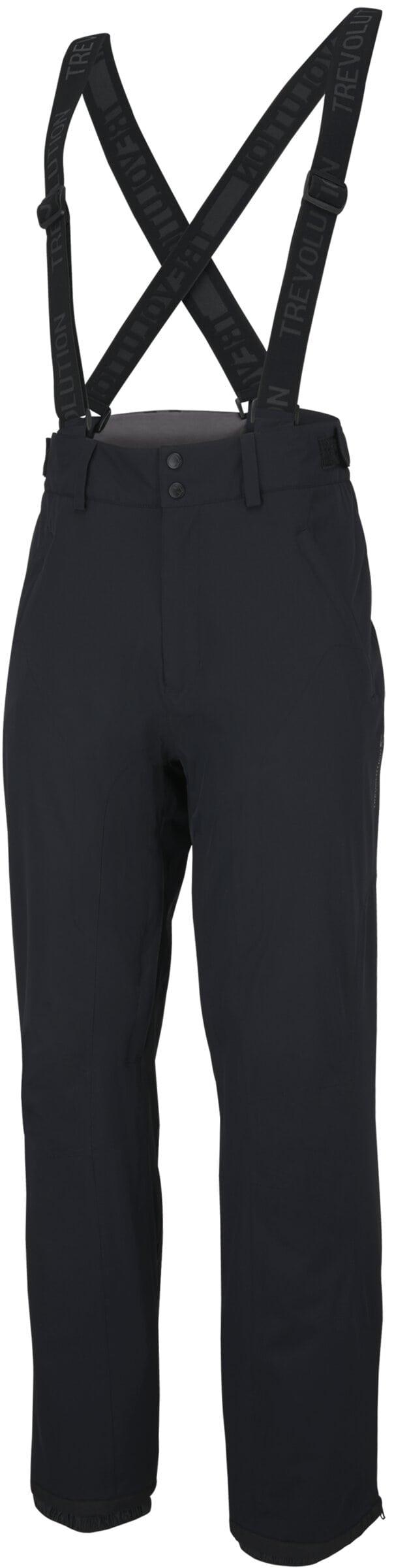 Trevolution Pantalon de ski pour homme Taille courte