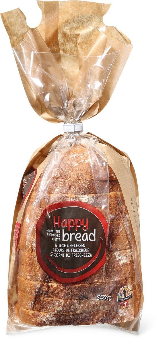 Happy bread dunkel Terrasuisse
