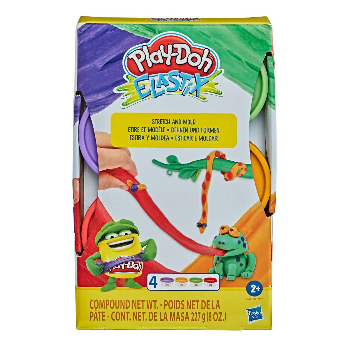 Play-Doh Elastix Pongo