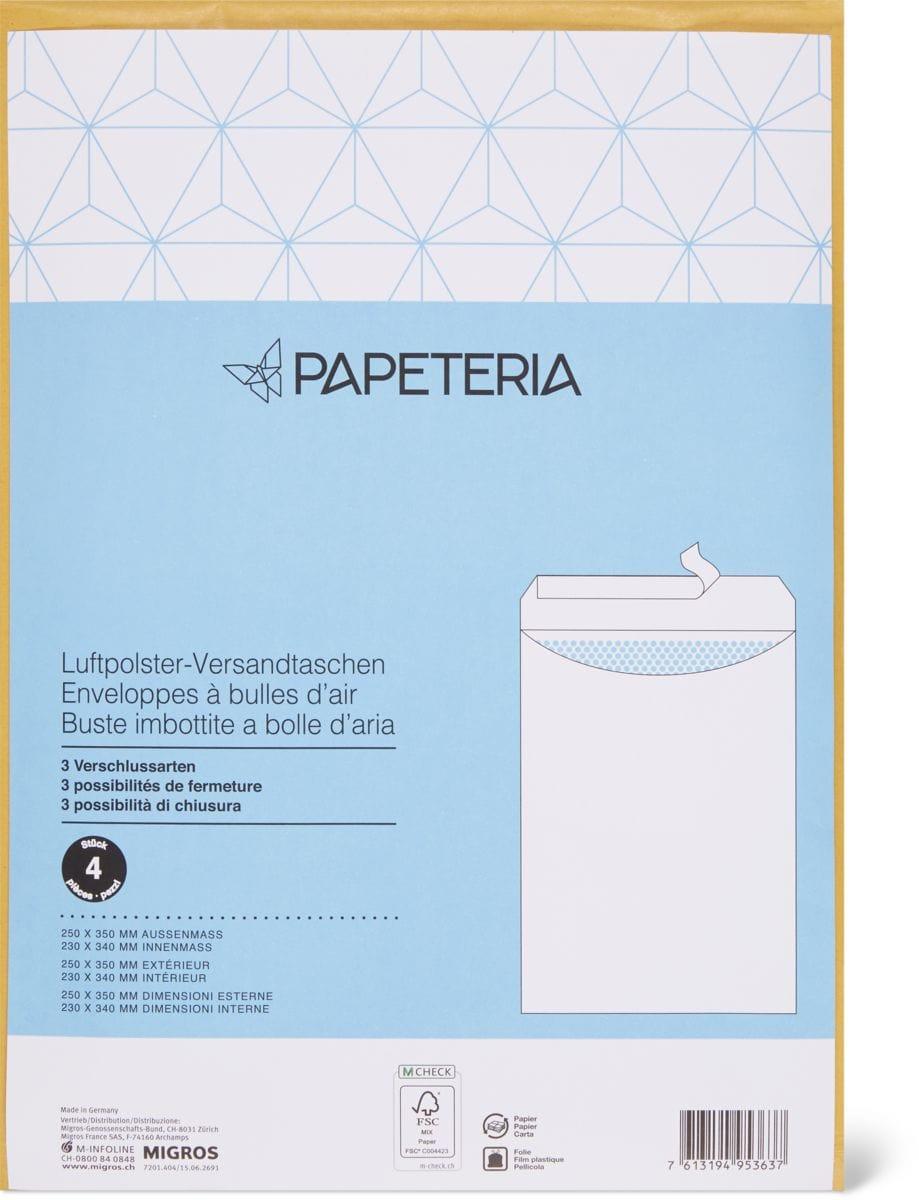 Papeteria Luftpolster-Versandtaschen
