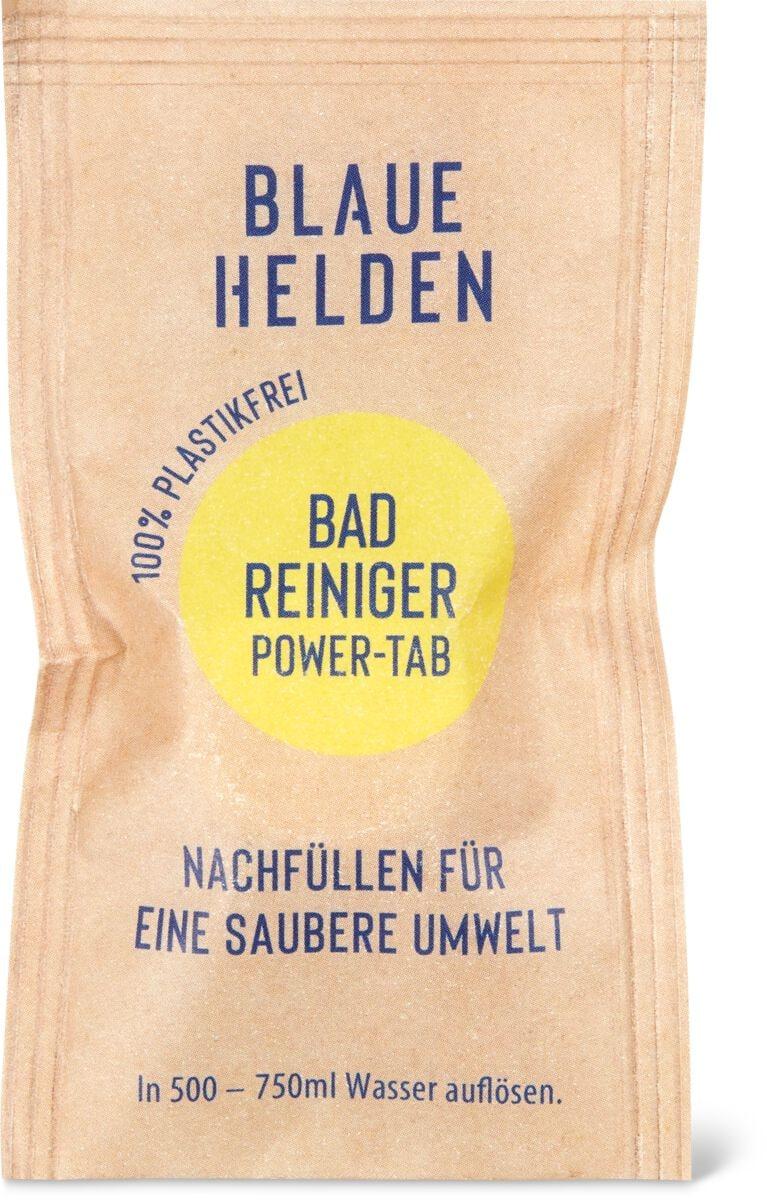 Blaue Helden Power Tab nettoyant pour salle de bains