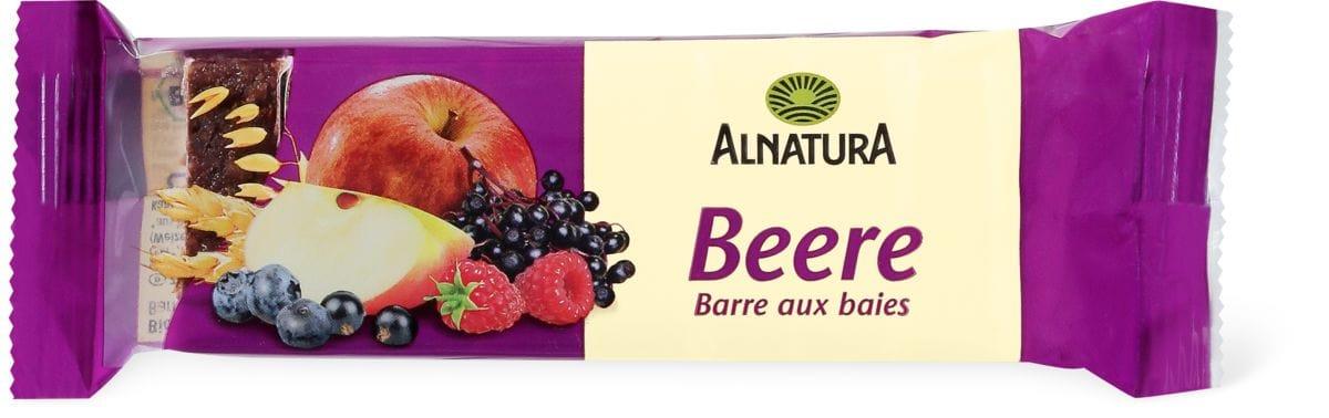 Alnatura Fruchtschnitte Beeren
