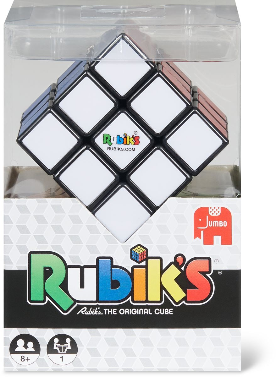 Jumbo Rubiks Cube 3x3 Giochi di società