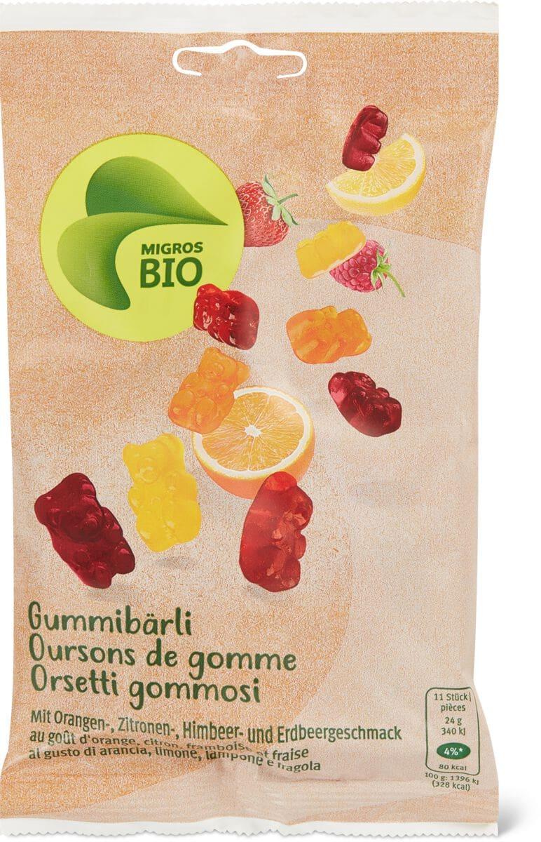 Bio Gummibärli