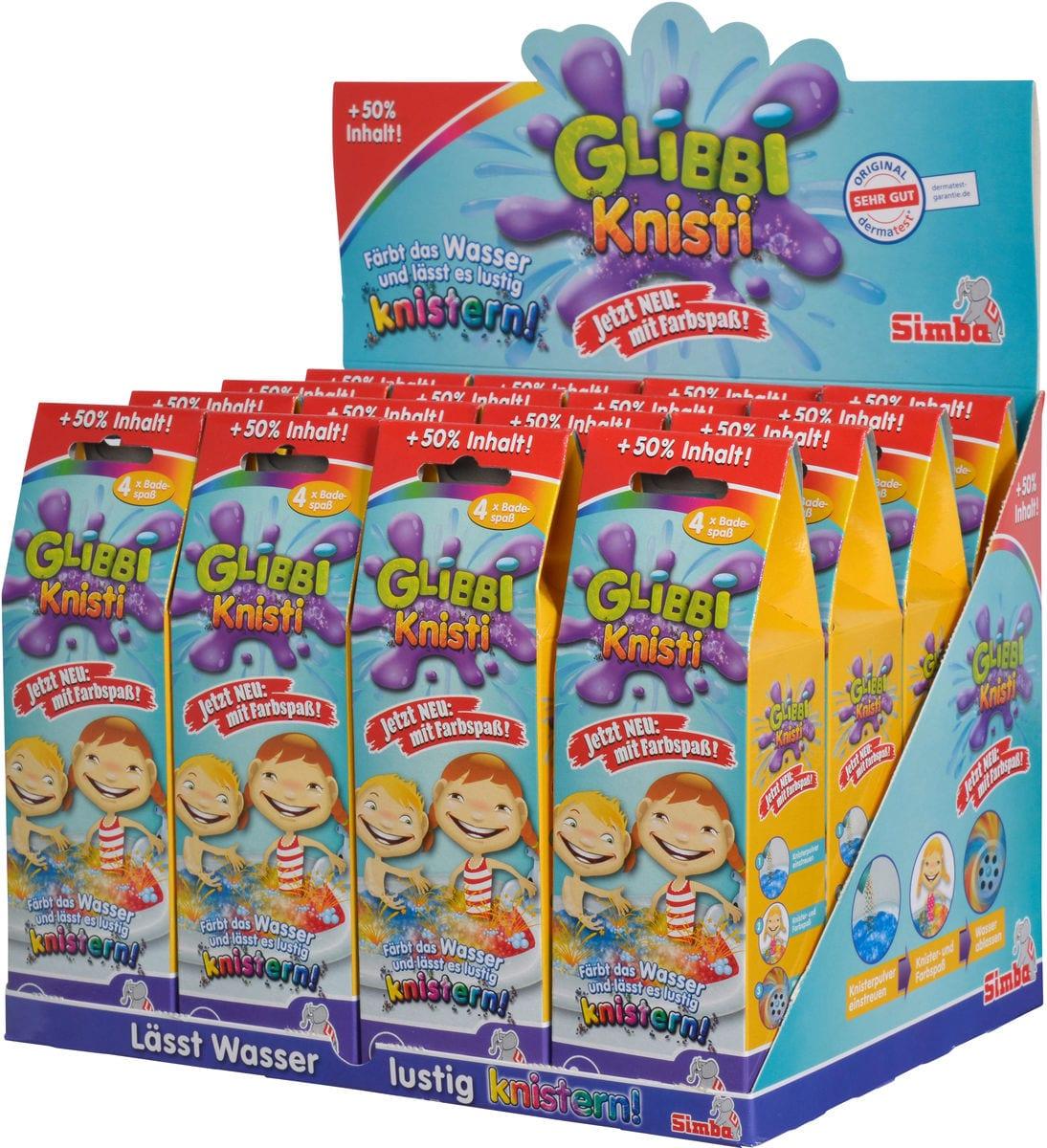 Simba Glibibi Knisti 1 Pack Modelieren