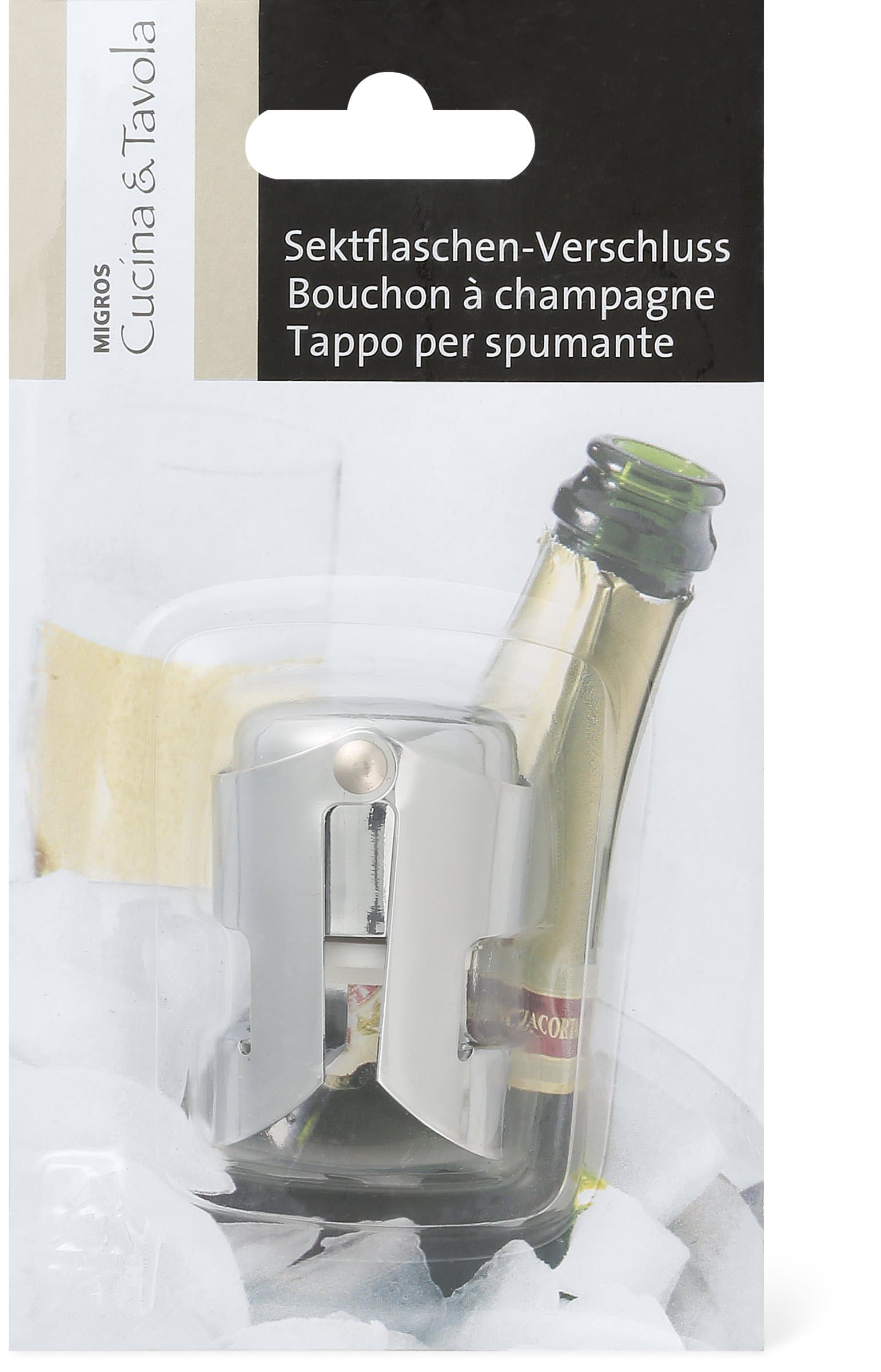 Cucina & Tavola Sektflaschen-Verschluss