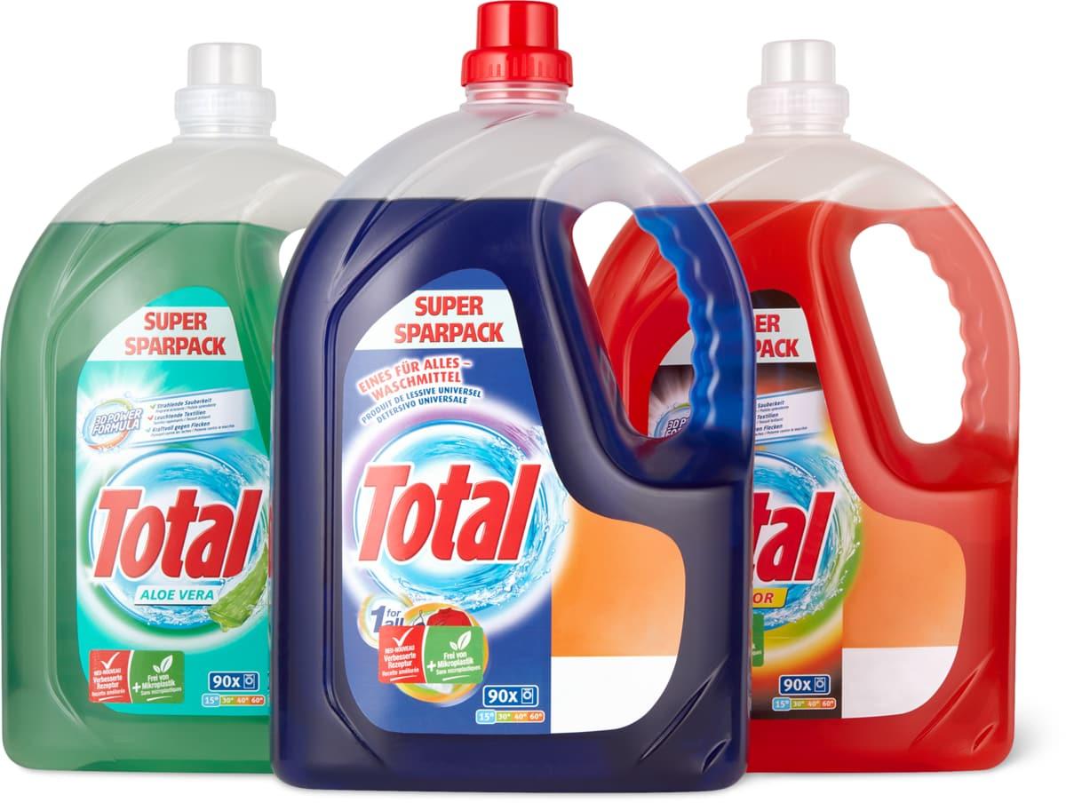 Total Waschmittel