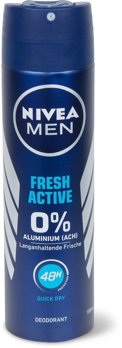 Nivea Deo for men Active Fresh