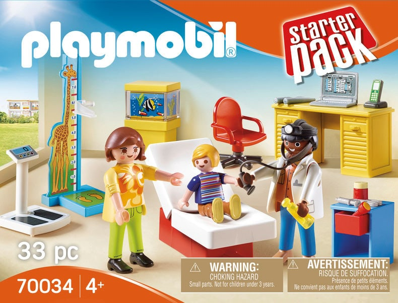 PLAYMOBIL 70034 STARTERPACK CABINET