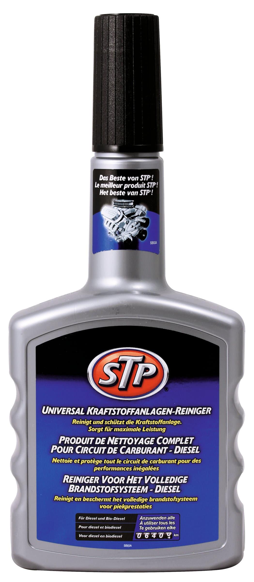 Stp Detergente universale per motori diesel Prodotto detergente
