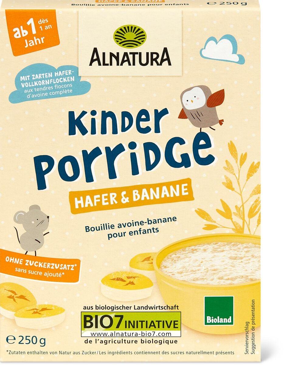 Alnatura Kinder Porridge Haf. Banane