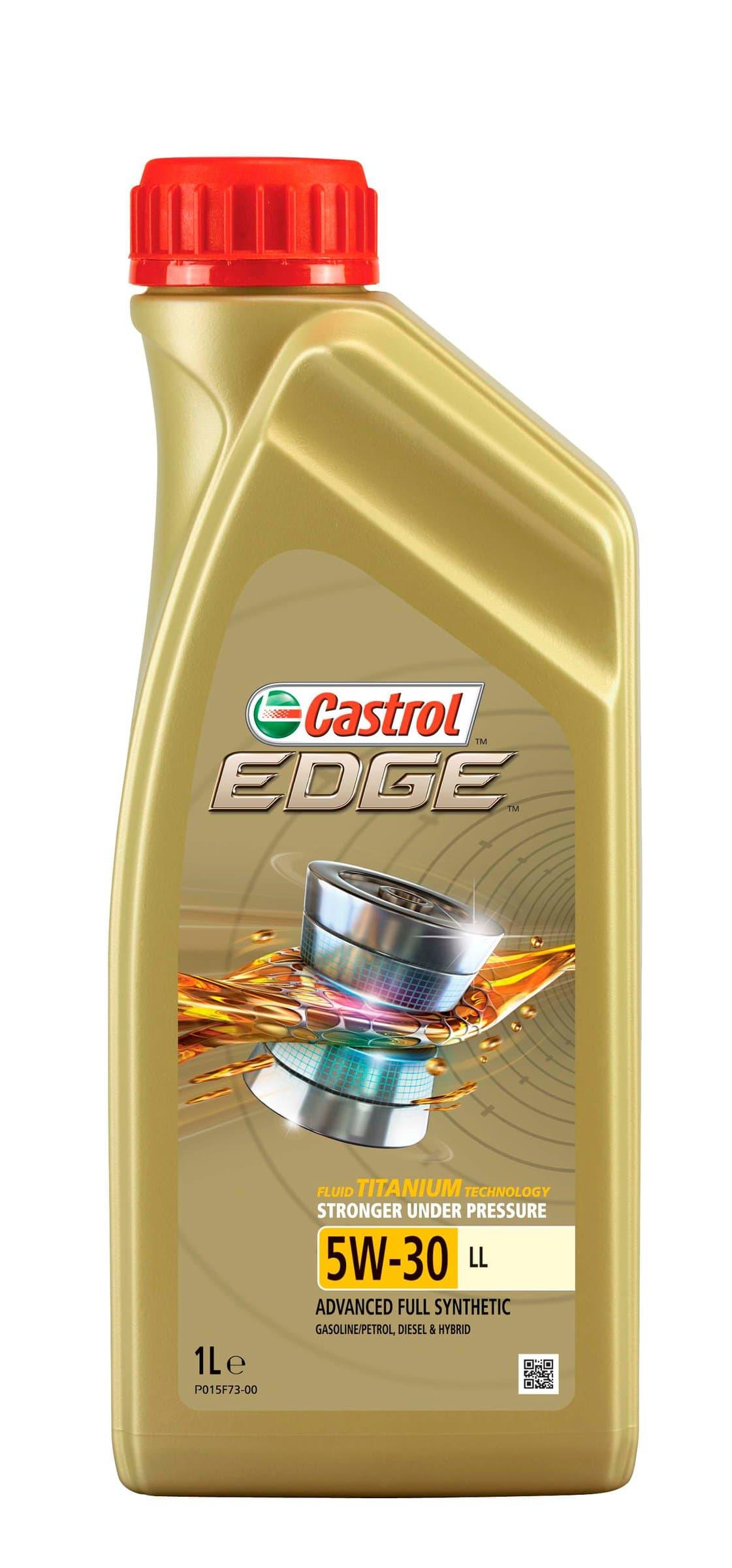 Castrol Edge 5W-30 LL 1 L Motoröl