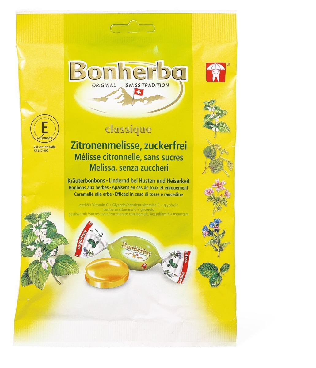 Bonherba Zitronenmelisse zuckerfrei