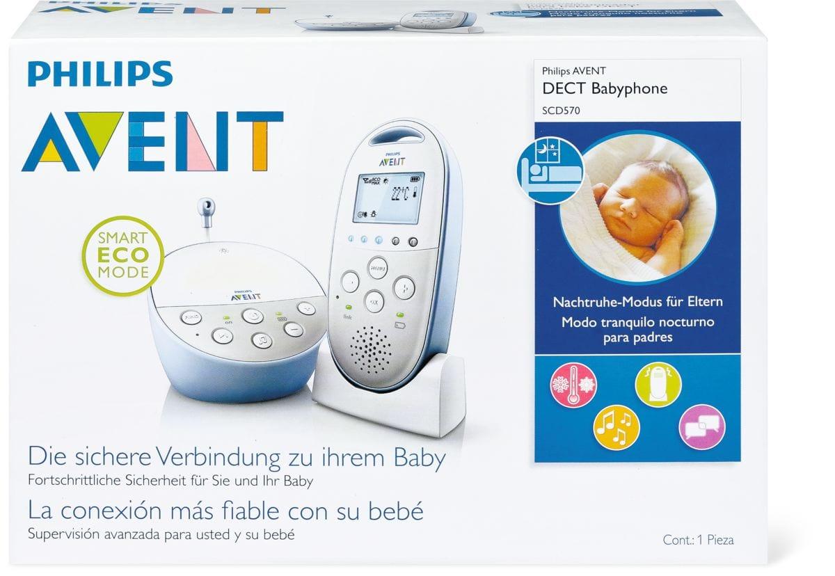 Avent Babyphone Smart Eco-Dect