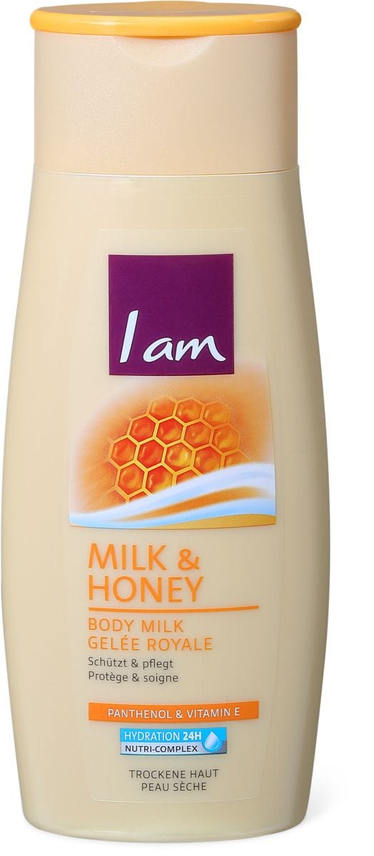I am Milk&Ho Body Lotion