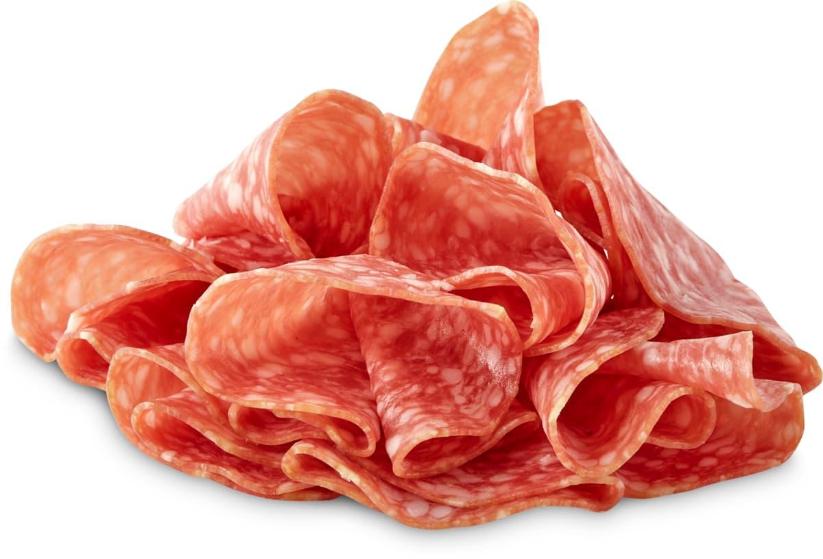Rapelli Salami Classico, geschnitten