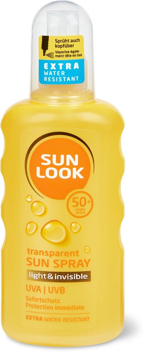 Sun Look Light&Invi Spray SF50+