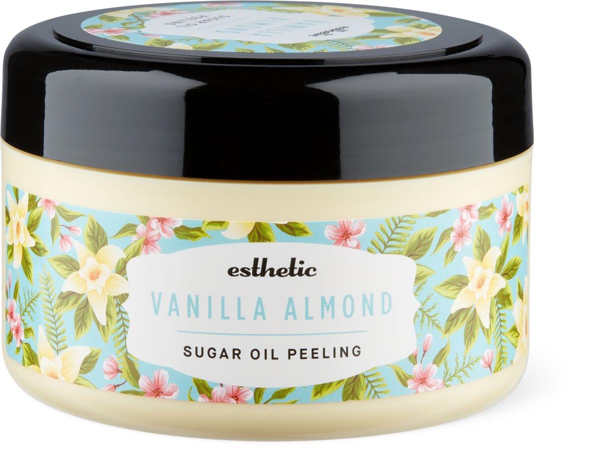 Esthetic Sugar Oil Peeling