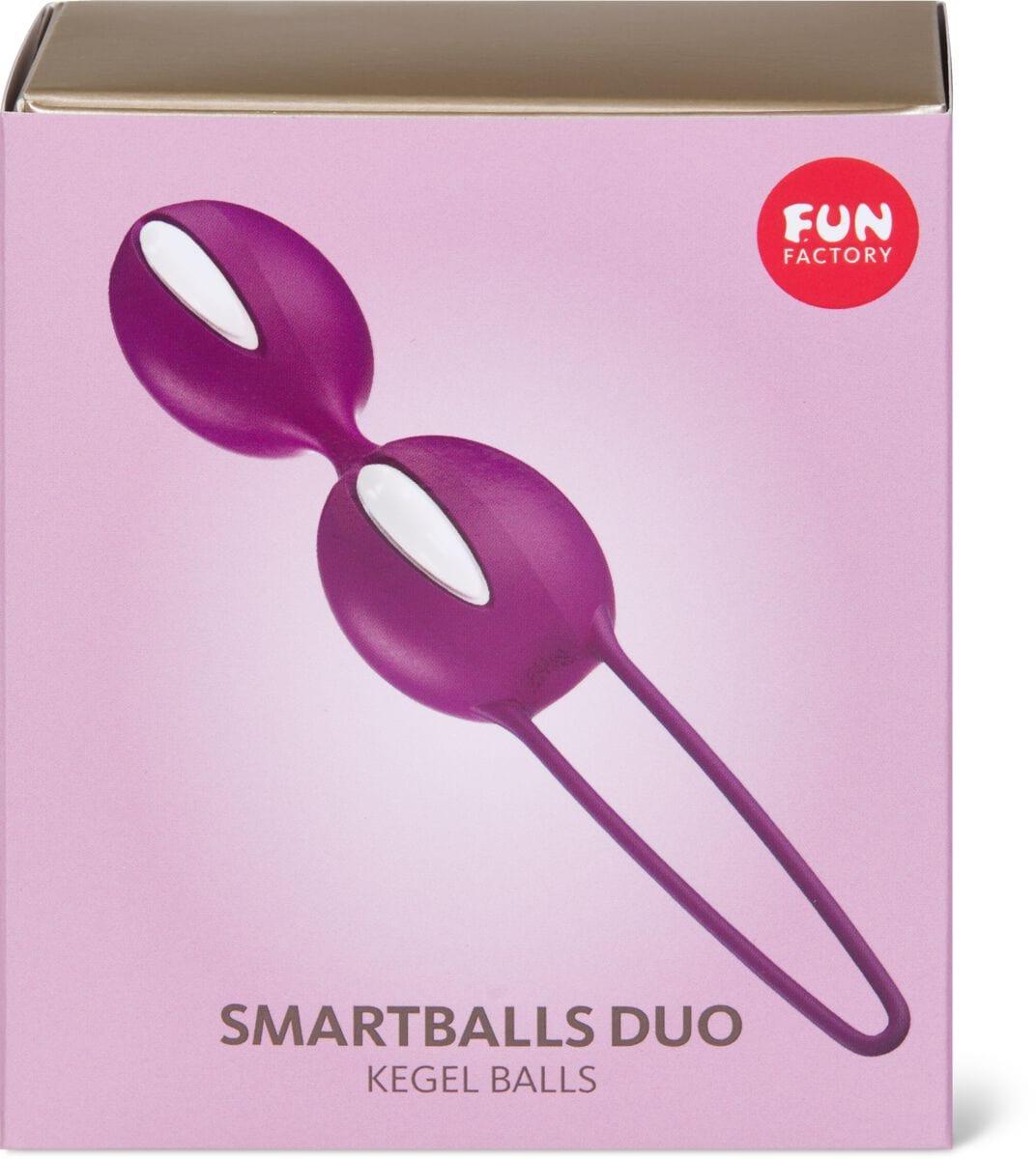 Fun Factory Smartballs Duo