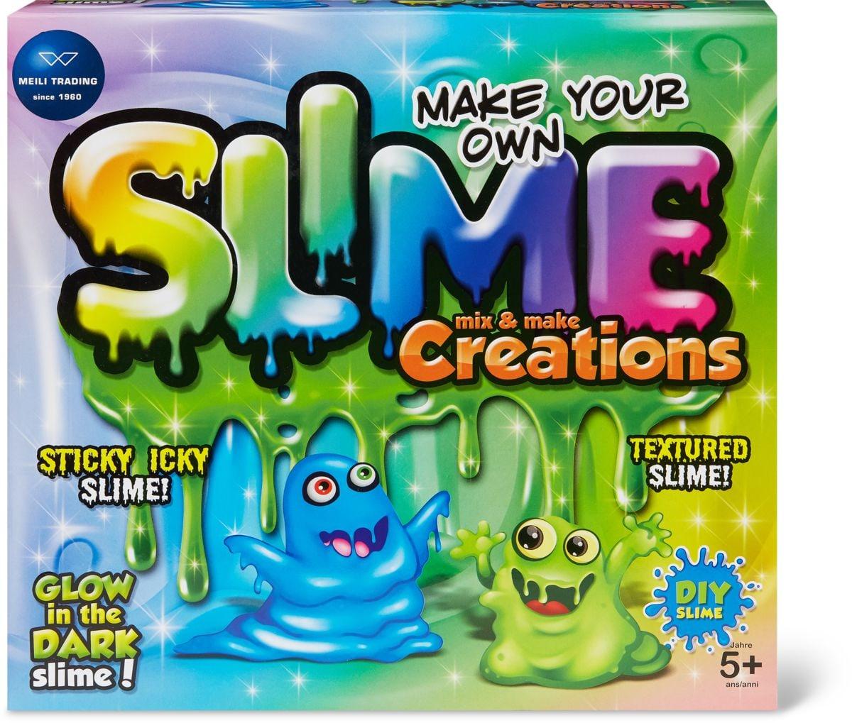 Make Your Own Slime Gross Modelieren