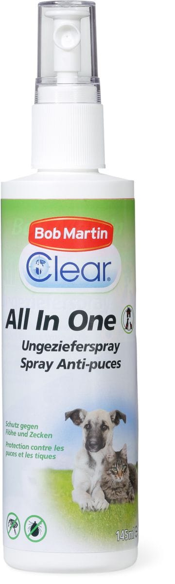 Bob Martin Spray anti-pulci
