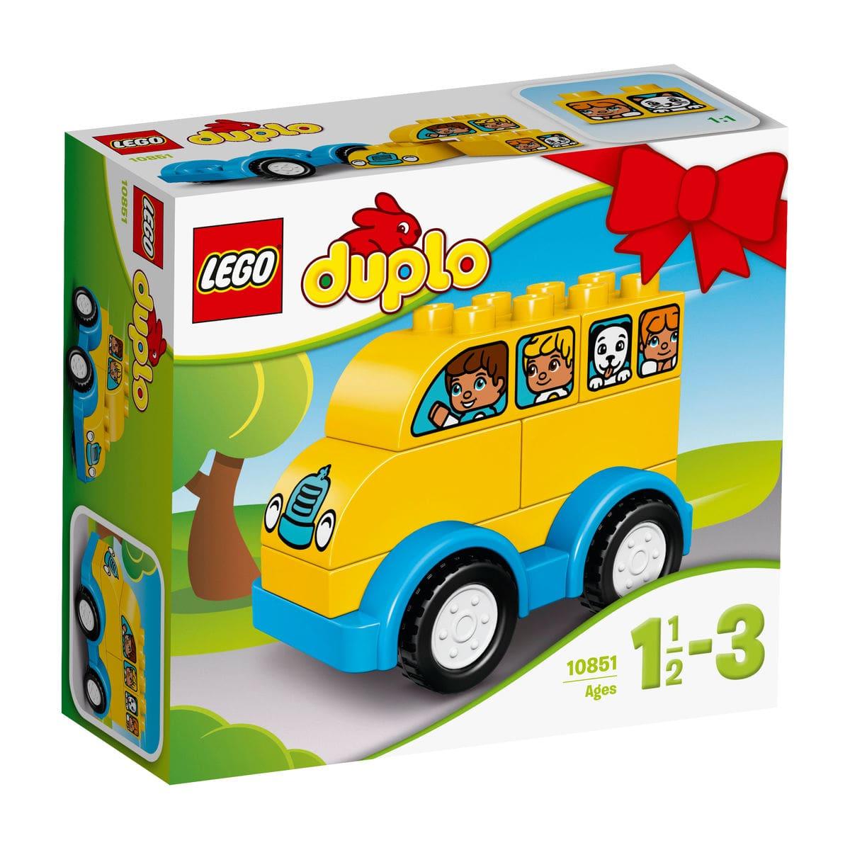 LEGO DUPLO Il mio primo autobus 10851