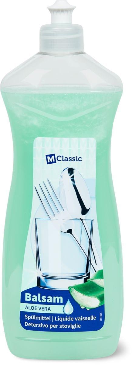M-Classic Aloe Vera liquide-vaisselle 750ml