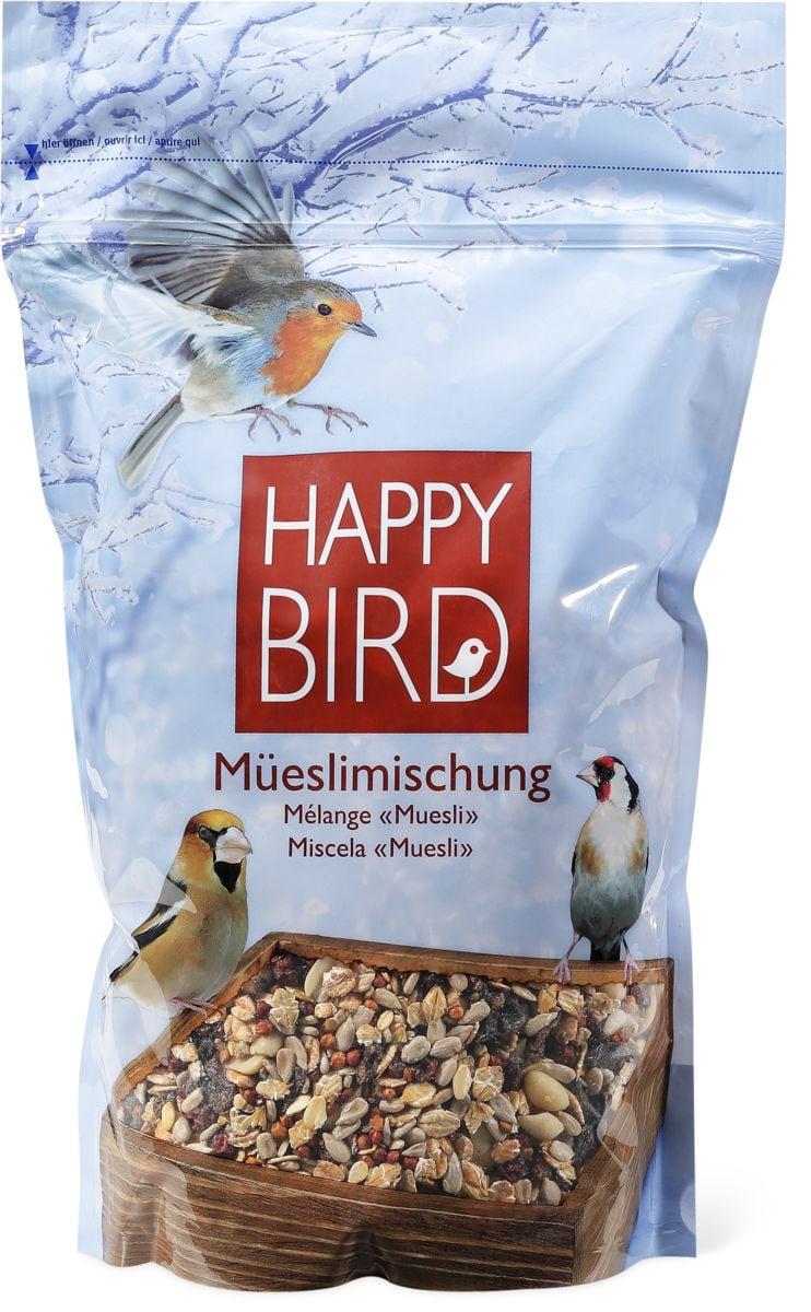 Happy Bird Mélange muesli