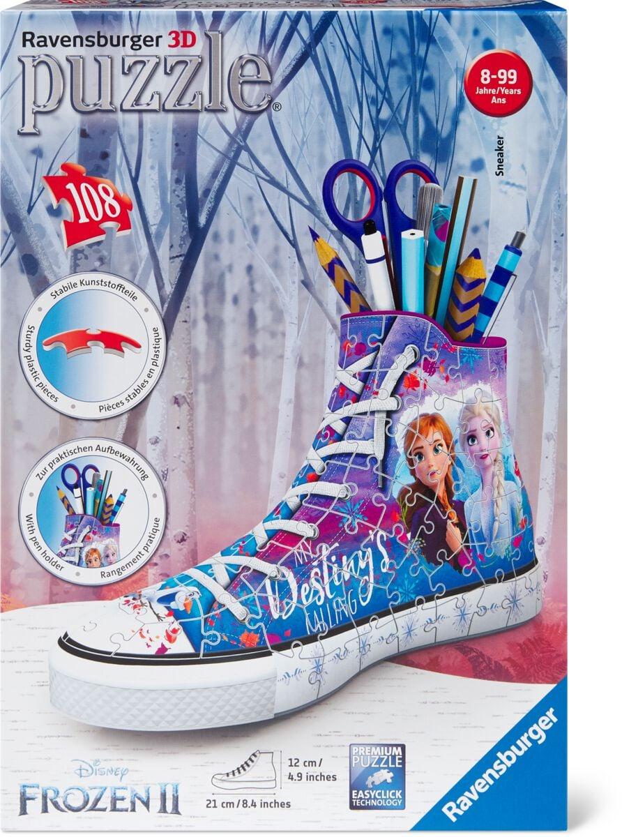 Ravensburger Frozen 2 Sneaker Puzzle 3D Puzzle