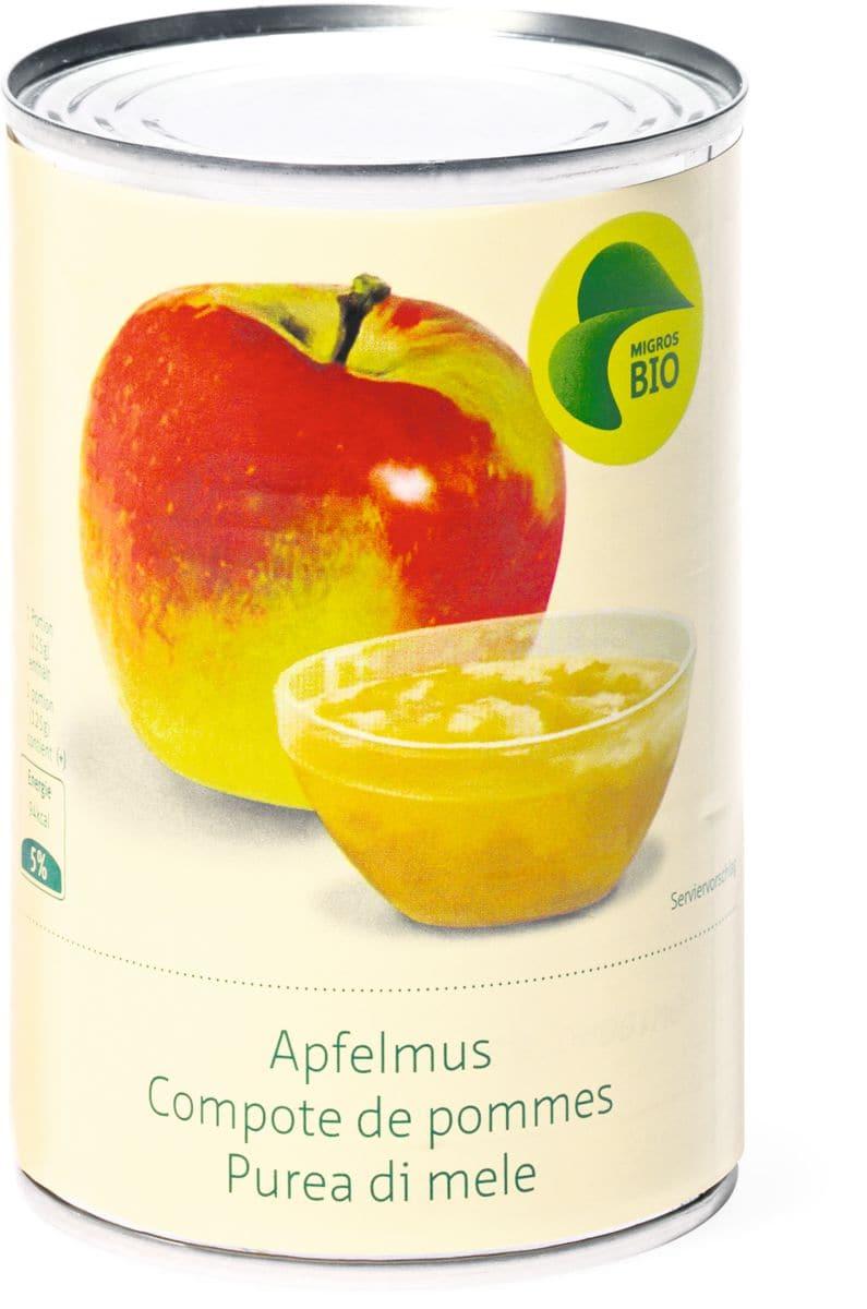 Bio Apfelmus