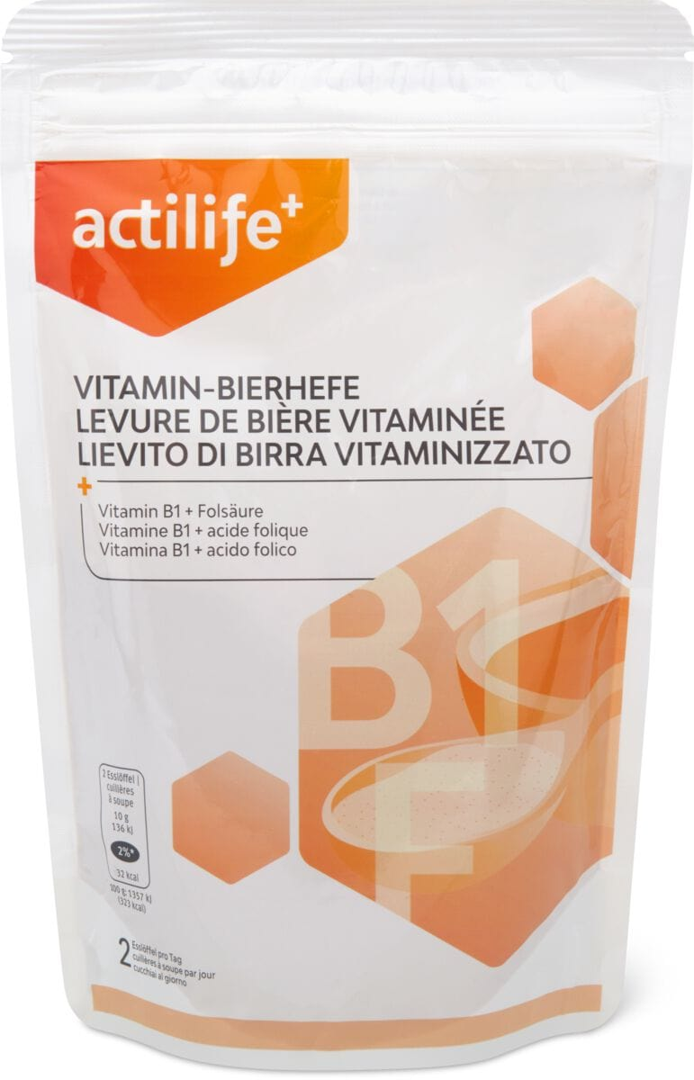 Actilife Vitamin Bierhefe