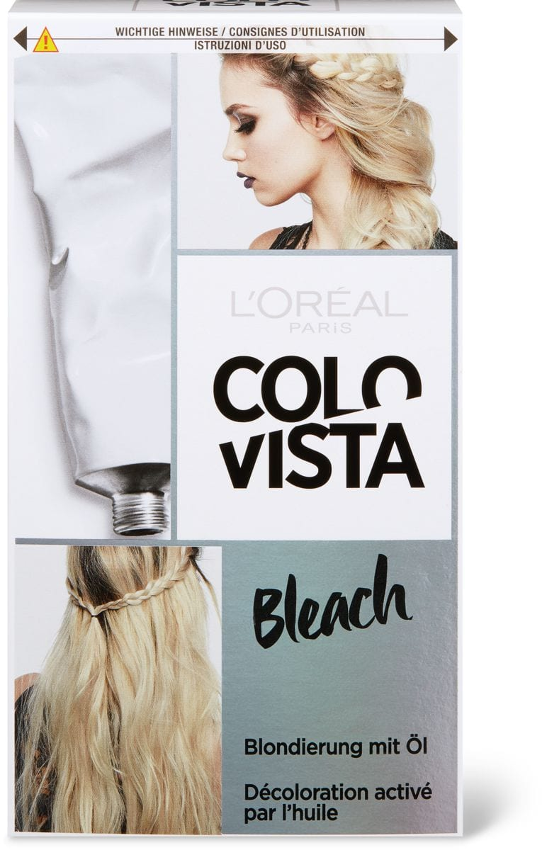 L'Oréal Colovista Effect Bleach